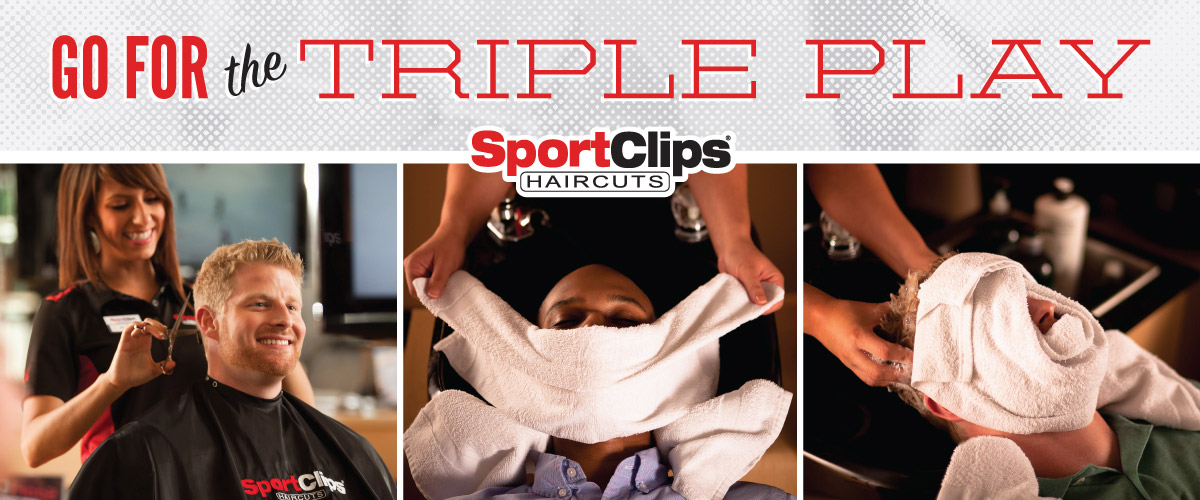 The Sport Clips Haircuts of Nashville - Belle Meade Triple Play