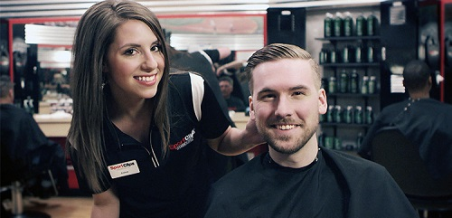 Sport Clips Haircuts of Nashville - Belle Meade​ stylist hair cut